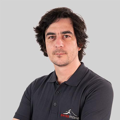 Brice Boch, collaborateur Swissmovie
