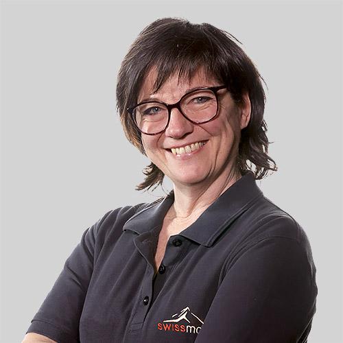 Nicole Schmutz, collaboratrice Swissmovie
