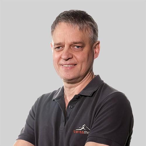 Rainer Mohler, directeur et fondateur de Swissmovie