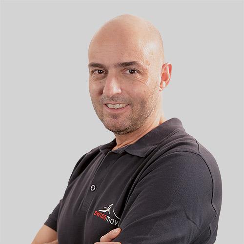 Stefan Schradin, collaborateur Swissmovie