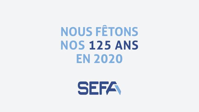 Animation 2D: SEFA 125